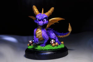 Spyro (commission) by maga-01