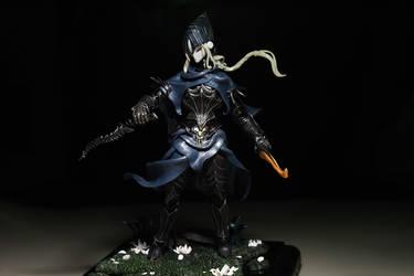Lord's Blade Ciaran - Dark Souls (commission) by maga-01