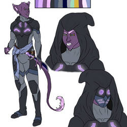 Oh, He's Galra Now Too by AlphaWolfAl