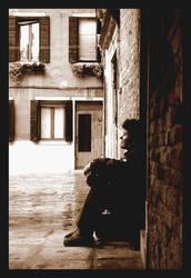 rainy day in Venice... by Mariposita1