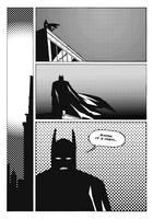 BATMAN: FEAR by OFFO