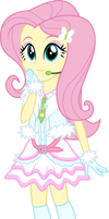 EqG Fluttershy - Winter Look (COM) by Osipush