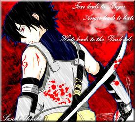 Sasuke Anbu by Danaxxximmortal
