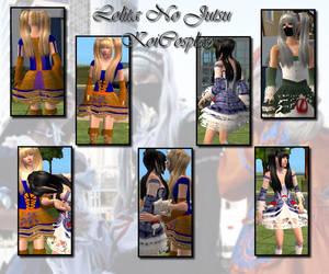 Lolita No Jutsu Sims 2 Part 1 by Danaxxximmortal