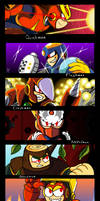 Megaman 2 Roll call by KGN-000