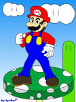 The One And Only Super Mario by Ego-Man25