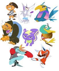 Animal Crossing by hakkasm