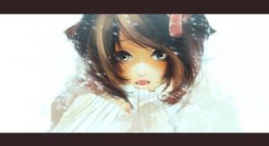 ::snow kitty::+:: by rinki