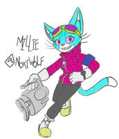 TimeSweeper Millie by Gamer1858