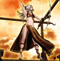 The Archer by Kaleya