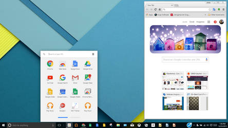 Almost a ChromeBook by ivanymathias