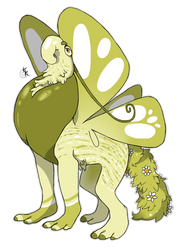 Unnamed New Specie |OPEN| by KrokroDeal