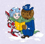 Leipziger Buchmesse + Manga Comic Con 2018 Summary by boldtSketches