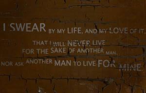 Ayn Rand 1 by Gyromorgian