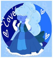 Lovely Sapphire SU by AlfieCakes