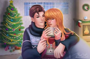 Ryan Carter - Christmas by mayabriefs