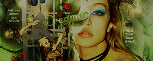 I'm a Dreamer by AnyManson