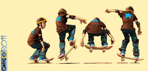 Ollie by CarlPearce