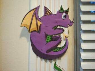 Dragon cut-out!! by 55996