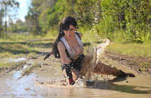 Tifa splash by jkdimagery