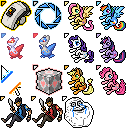 free computer cursors by GasMaskMonster