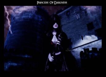 Princess of darkness by suspiria81