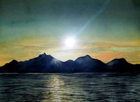 Sunrise Debut by aragonia