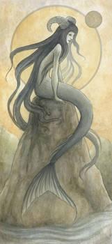 Capricorn WIP by Evanira