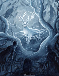 The Patronus by Evanira