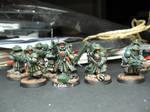 Blue platoon Fourth squad by Durnstaros
