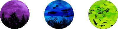 Pixel_Art_Icons_F2U by KZDoesDesigns