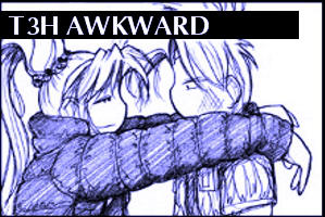 megatokyo: t3h awkward by r3solve-of-one