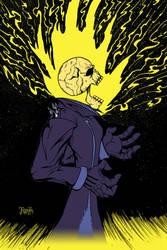 Ghost Rider by NightChills