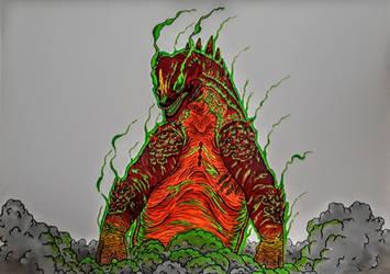 Gamma Rage by TeronosAdvent