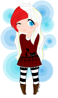 How Cute :3 by DelcattyDraws