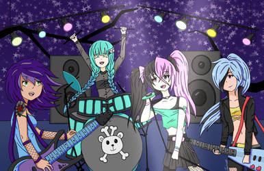 rock on! by helene-happy