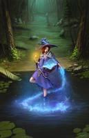 enchantress by Kroy111
