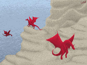 Dragons' Hill by gkhnsolak