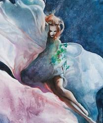 Watercolor - 4 by Buridanscat