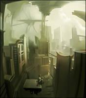 Abandoned by homeworld4