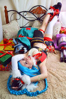 Jinx cosplay by Gabardin