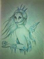 Snow Fairy by Shyrenn
