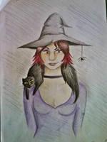 Witch by Shyrenn