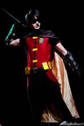 Robin by TitanesqueCosplay