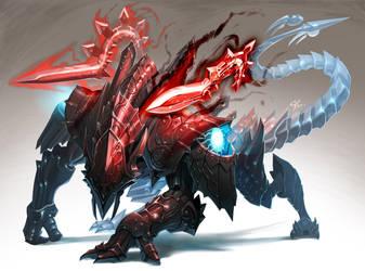 Random_monster by Agustinus