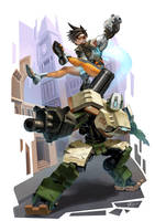 Overwatch by Agustinus