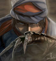 Prince of Persia by Eyue
