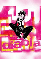 Diabla 2010 new print by Marcelo-Baez