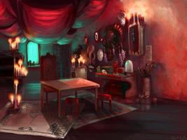Attic Concept by Liquidsilk