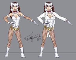 White Witch - Amalgam redesign by Walfiend2